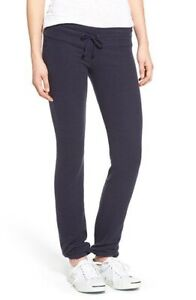 Beliebte Marke Wildfox Womens Basics Wvv905bsc Trousers Slim Oxpd Navy Size M Damenmode Hosen