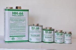 A imagem está carregando HH-66-Vinyl-Cement-Adhesive-Repair-Glue-Tent- & HH-66 Vinyl Cement Adhesive Repair Glue Tent Pool Liner Awning ...