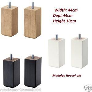 Image Is Loading 2 X IKEA STUBBARP Legs For IKEA BESTA