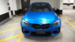 BMW M2 (M Perf exhaust/steering) Warranty till 11/2020!!