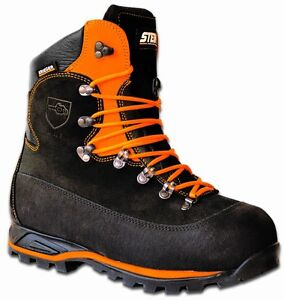 Stein Krieger D30 Chainsaw Boots Ideal For Tree Surgeons