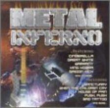 Metal Inferno Cinderella, Great White, Faster Pussycat, Saigon Kick, Lita.. [CD]