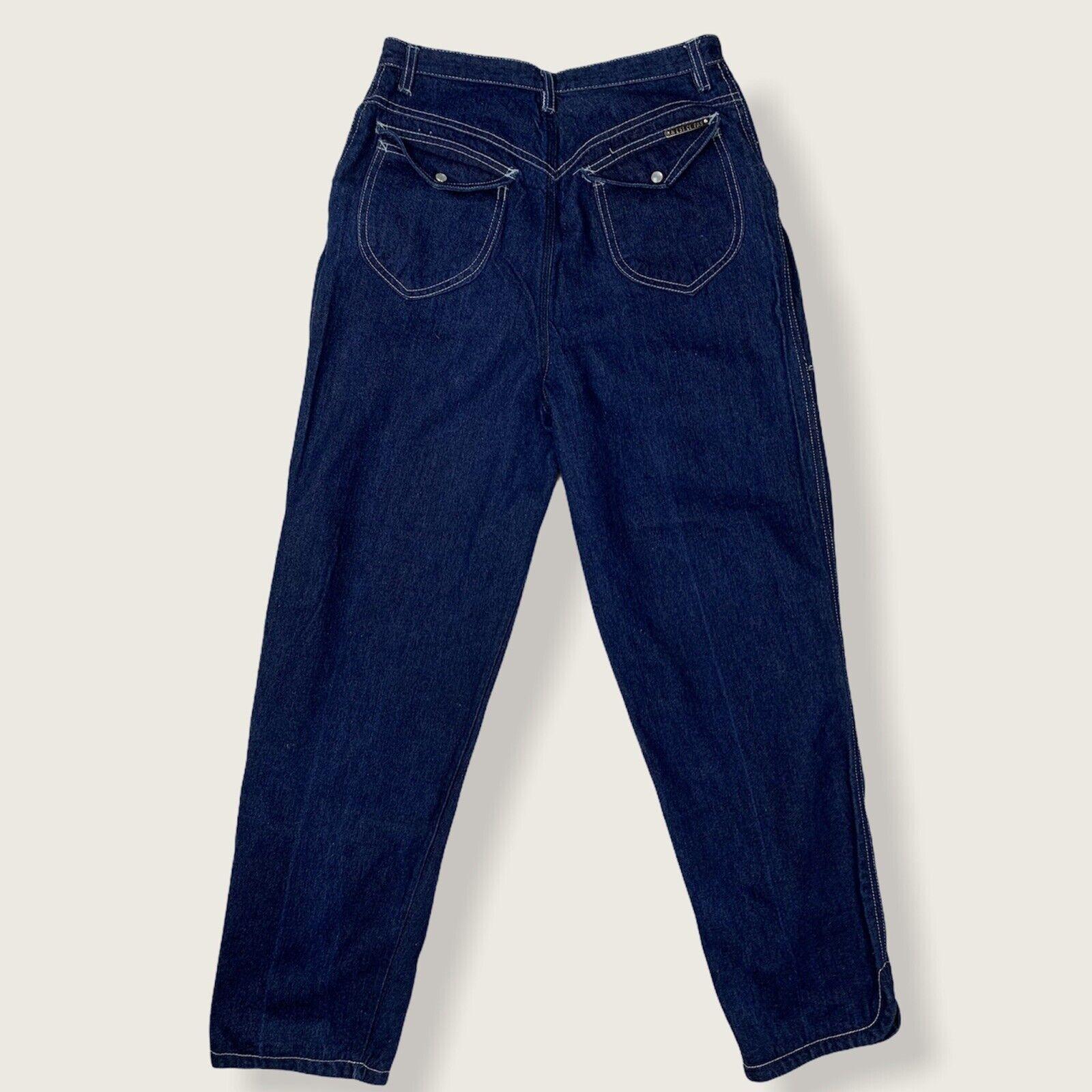 Vintage Women's N'Est-Ce Pas? Jeans 28.5 x 40 100… - image 2