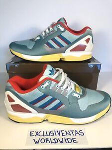 "on sale a6aa5 c51e0 Detalles de Adidas ZX Flux 9000 Weave OG ""Hydra"" 11 US / 10,5 UK VERY RARE  ITEM"