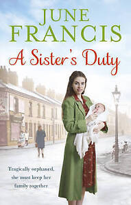 A Sister's Duty by Francis, June, Acceptable Book (Paperback) Fast & FREE Delive