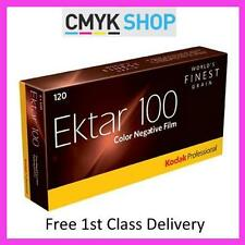 KODAK EKTAR 100 120 COLOUR NEG FILM (5 PACK)