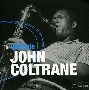 JOHN-COLTRANE-The-Ultimate-2CD-BRAND-NEW-Blue-Note