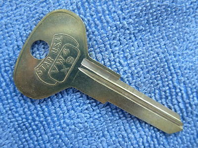 1-73VB X9 Key Blank Made in USA Locksmith Audi Porsche VW Volkwagen
