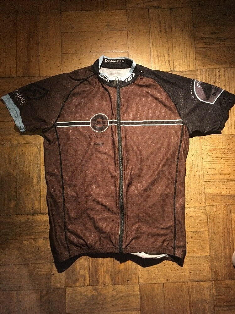 Louis Garneau Cycling Jesey Mens M Mission Cycling San Francisco