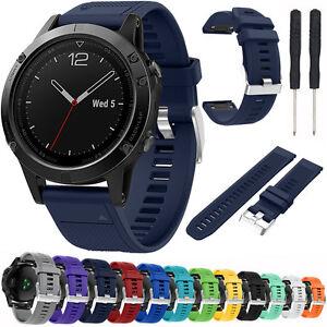remplacement-bande-silicone-bracelet-Outil-pour-Garmin-Fenix-5X-precurseur