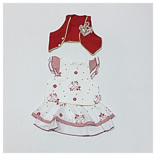 Gr  62 ; 68 ; 74 Weste ♥ Neu ♥ Babykleidung Kleid 2-teilig