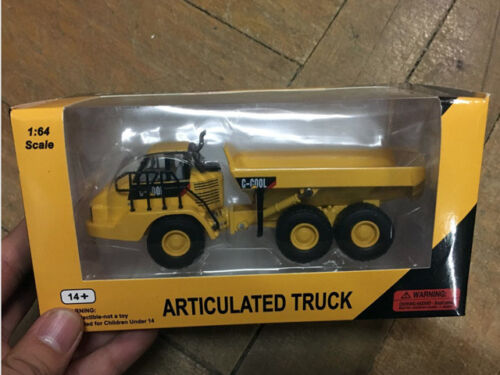 Articulated Truck Construction vehicle By C-COOL 1//64 Scale DieCast Model