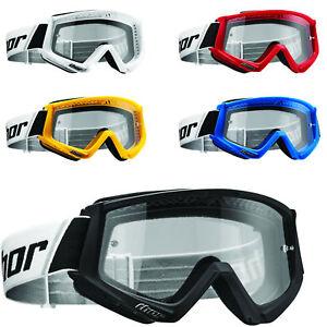 Thor-Motocrossbrille-Cross-Brille-Combat-Goggle-Quad-Offroad-Cross-MX-SX-ATV-MTB