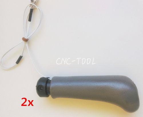 1 Pair Plastic E200B ExcavatorControl HandleTravel Control Lever For CAT 320B