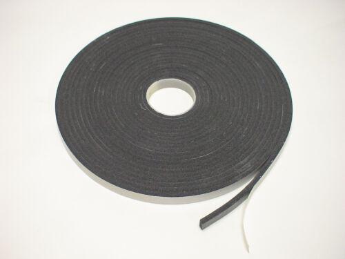 1Rolle 10mx8mmx4mm Dämmband Isolierband Vorlegeband