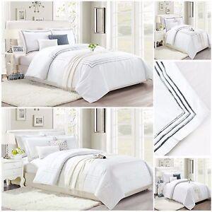 LUSSO-Copripiumino-Set-di-biancheria-da-letto-con-2-federe-per-cuscini-quilt-set-di-biancheria-da