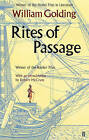 Rites of Passage by William Golding (Paperback, 2013)
