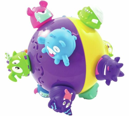 BRAND NEW /& BOXED GIFT UK SELLER PLAYSKOOL CHUCKLE BALL TODDLER GAME // TOY