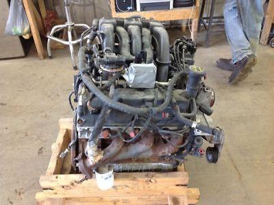 Engine 4.0L SOHC VIN K 8th Digit Excluding Sport Trac Fits ...