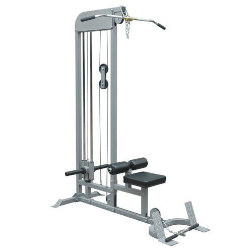 Champion Barbell  Plate-Loaded Lat Pulldown Low Row