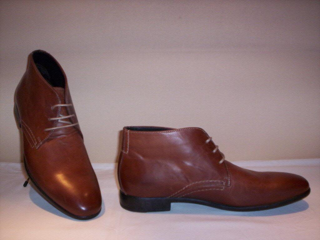 Gran descuento Jones Bootmaker scarpe classiche scarponcini casual eleganti uomo pelle marroni