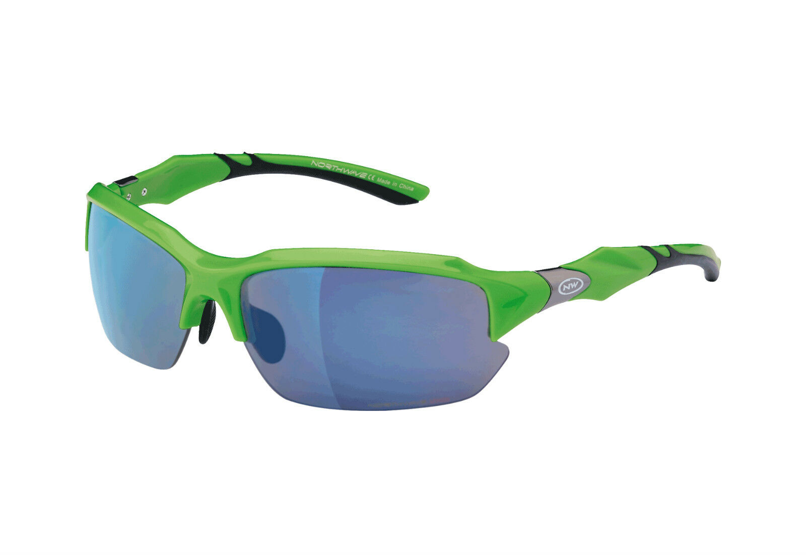 Glasses Northwave Mod.volata Green Lens bluee Glasses Northwave Sprint Green Len