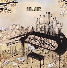 THE SUBMARINES - Declare a New State! (Music CD, Jun-2006, Nettwerk Records)
