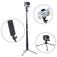 Smatree smapole Q3 poste Telescópico Palo Para Selfie Con Soporte Trípode/para GoPro H