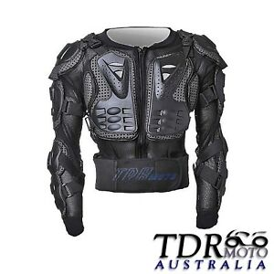 Motorcycle Body Armour/Pressur<wbr/>e Suit*Heavy Duty* Trail Off-road/MX/Mo<wbr/>tocross TDR