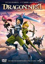 Dragon Nest: Warriors' Dawn [DVD] Good PAL Region 2