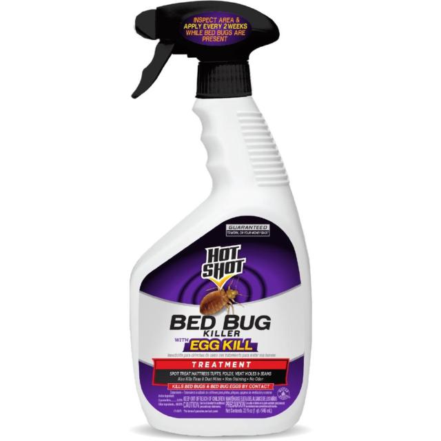 Black Jack Bed Bug Flea Killer Spray 7 5 Oz For Sale Online Ebay