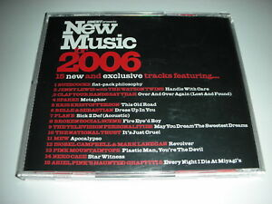 Various-Artists-Uncut-New-Music-for-2006-15-Track
