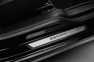 Genuine-Smart-Fortwo-Forfour-453-BRABUS-Stainless-Steel-Door-Sills-A4536808904
