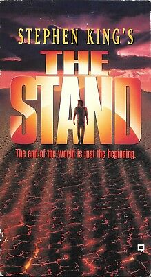 The Stand (2-Tape VHS Set) Stephen King Virus Apocalypse ...