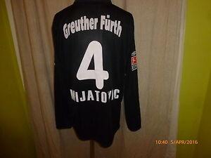SpVgg-Greuther-Fuerth-umbro-Langarm-Matchworn-Trikot-06-07-Nr-4-Mijatovic-Gr-XL