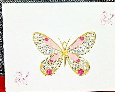 """Envelopes Set of 10 KITTY/'S NOTE CARDS /""""Neon Wings/"""""""