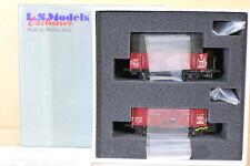 LS MODELS 30 390 SNCF PLM OCEM 19/29 TOMBEREAU MINERAL WAGON SET Ep II ng