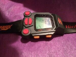 Unused-Starfox-Nintendo-Nelsonic-Game-Watch-Mint-W-Battery-And-Working