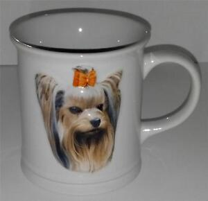 Yorkie Best Friends Originals Coffee Mug/Cup-Tea Cup-Dog