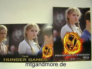 The-Hunger-Games-Movie-Trading-Card-1x-026-Primrose-Everdeen