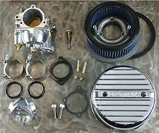 ULTIMA R-2 CARBURETOR CARB KIT AIR CLEANER HARLEY SHOVELHEAD FL ELECTRA GLIDE