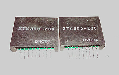 Good quality  1PCS   STK350-230   STK35O-23O  HYB-9   power amplification module