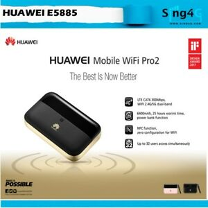 Huawei-e5885-E5885Ls-93a-Mobile-WiFi-Pro-2-4G-300Mbps-Direct-Sim-25hr-Operate