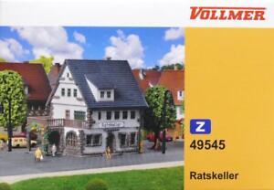 Vollmer-49545-9545-Z-Ratkeller-NEU-amp-OvP