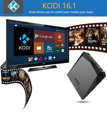 M96x mini TV BOX 4K Wifi Android 6.0 S905X 2G / 8G KODI 16.1 Smart Media Player