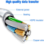 miniature 3 - 6 Pack 3/6Ft USB Fast Charger Cable Lot For Apple 12 11 XR 8 iPad Charging Cord