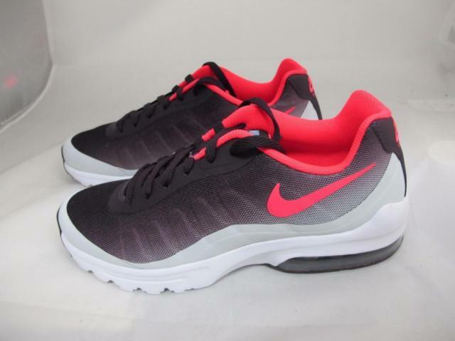 Nike Air Max Invigor Print Mens Port Wine Red Running Shoes Size 9