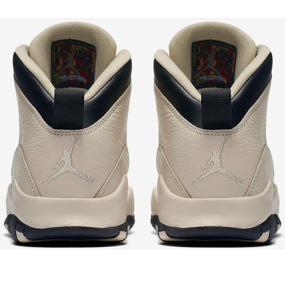 Nike air jordan 10 x vintage vintage vintage new york premio 37.5-42.5 nuove scarpe da basket | Il materiale di altissima qualità  530337