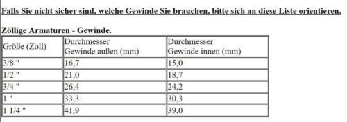 """ALF1 Schlauchtülle 1//2/"""" AG für Tankverschraubung für 14mm Gartenschlauch"""
