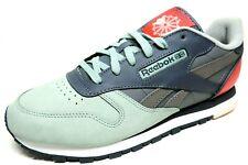 Reebok Classic CL LTHR PM Damen Leder Schuhe Shoes Sneaker V66302